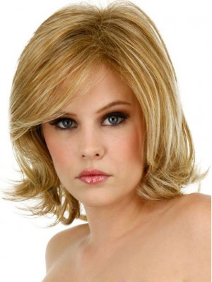 Medium Synthetic Lace Front Bob Wig
