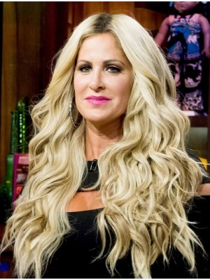 Straight Blonde New Kim Zolciak Wigs