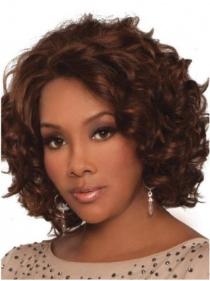 Charming Deep Curly Lace Front Human Hair Wigs