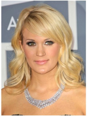 100% Hand-tied Remy Human Hair Celebrity Wigs
