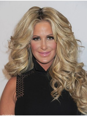Real remy Human Hair Wigs Kim Zolciak