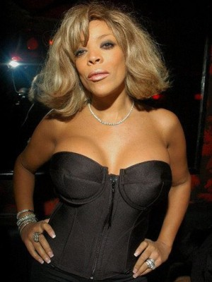 "Wendy Williams 10"" Wavy Short Remy Human Hair"