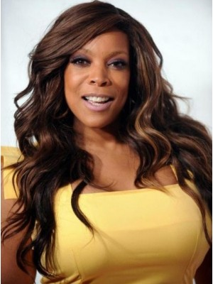 Wendy Williams Straight Lace Front Wigs 20 Inch