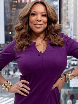 Medium Lace Front Wigs Layered Wendy Williams Wig