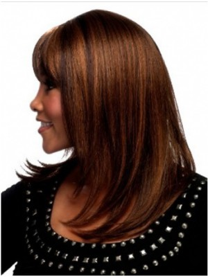 Cheapest Shoulder Length Synthetic Wigs