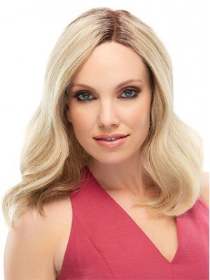 Long Wavy Layers Lace Front Wig