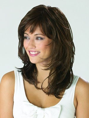 Wavy Long Synthetic Capless Wig