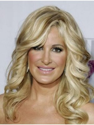 Discount Long Blonde Kim Zolciak